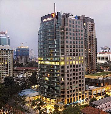 InterContinental Asiana Saigon Hotel