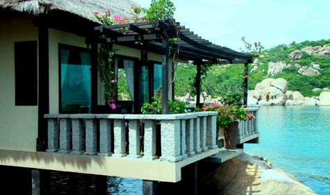 Yen Hideaway Resort (formerly Ngoc Suong Resort)